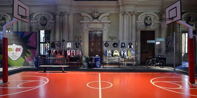 Versace Young a Palazzo Corsini a Firenze