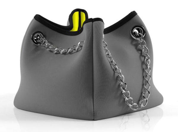 Cube la nuova borsa di Leghilà.