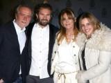 Dondup Evening - Massimo Berloni (presidente) - Carlo Cracco - Manuela Mariotti (direttrice creativa) - Rosa Fanti