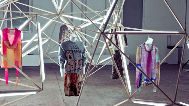 Presentazione di Manila Grace durante Milano Moda Donna