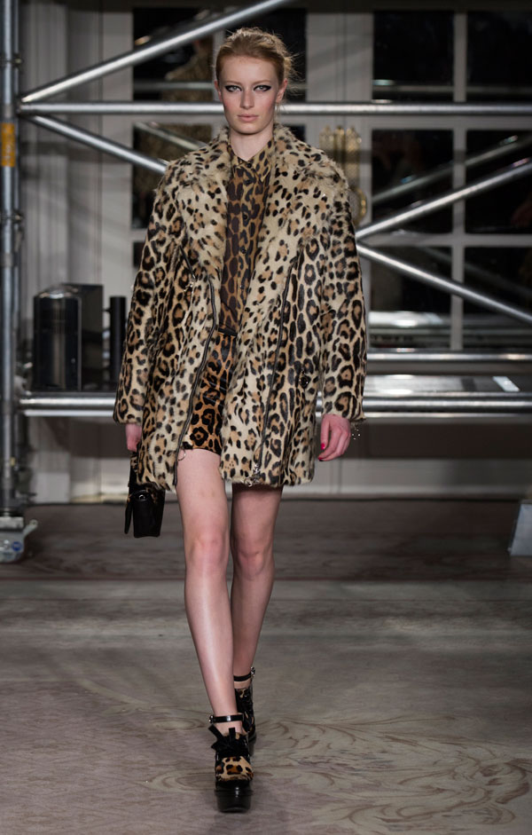 Moschino Cheap and Chic - f/w 2013/14
