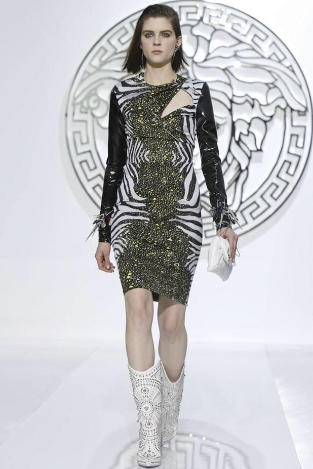 Versace FW13-14 Milan 10