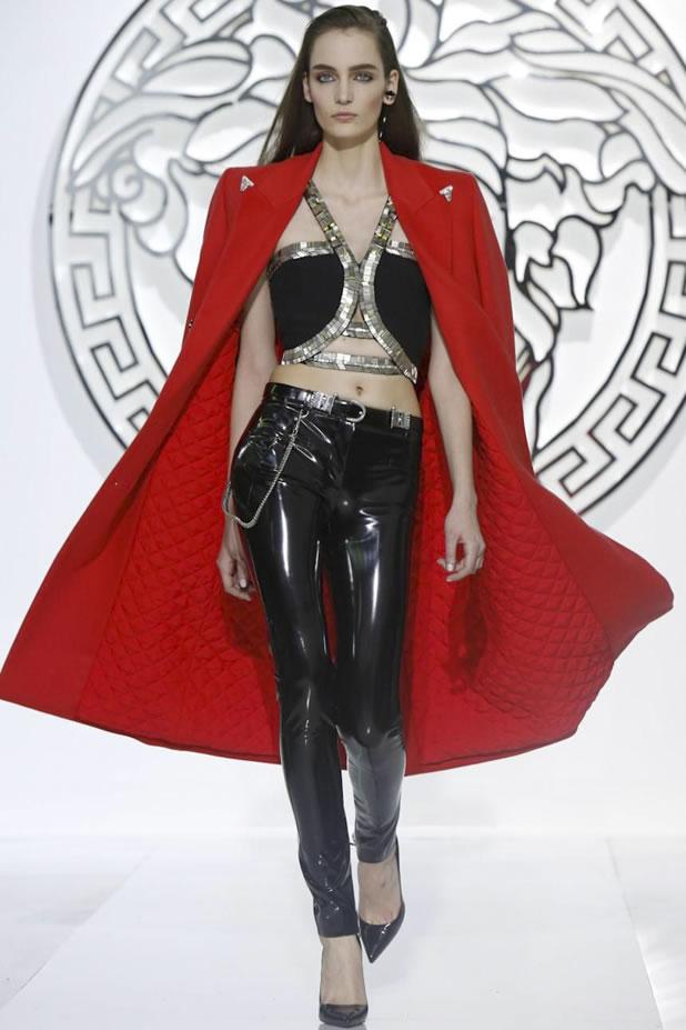 Versace FW13-14 Milan 14