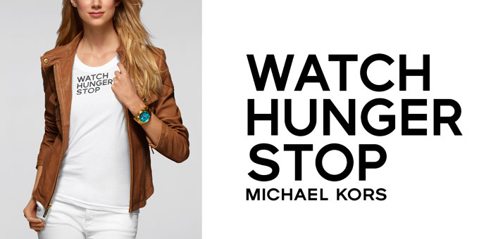 Michael Kors per World Food Programme