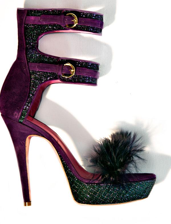 Cori Amenta - f-w 2013-14 - scarpe donna -