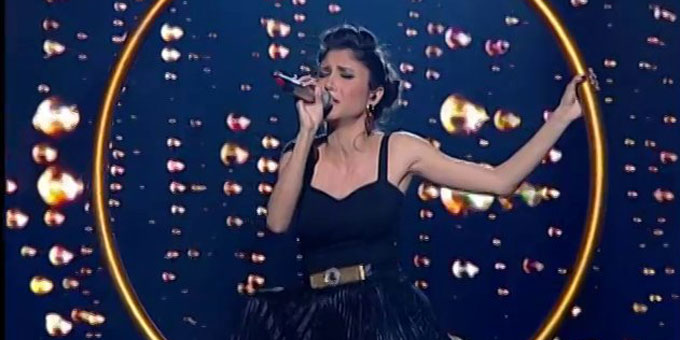 Lina Makhoul - the voice