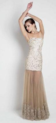 Morella Sassoon - vestiti da sera