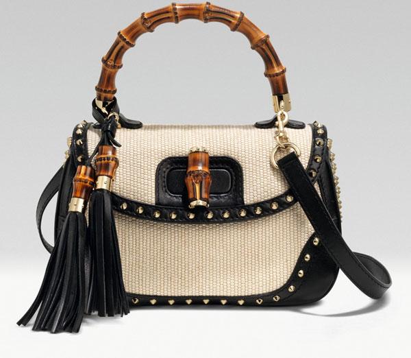 New-Bamboo-Straw Icons di Gucci