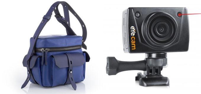 'Kamera Bag' di Karl Lagerfel