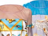La robe-foulard di Massimo Rebecchi