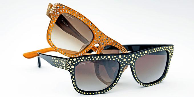 Galassia by Salvatore Ferragamo Eyewear