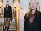 Kate Moss al CR FASHION BOOK Party