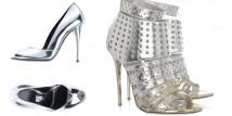 scarpe metallizzate - pe 2013