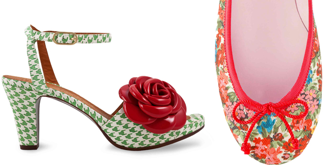 Designer Shoes of Spain - ss 2013