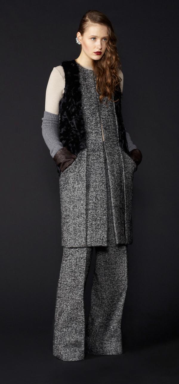 Cristina Miraldi per il prossimo autunno inverno 2013/14.