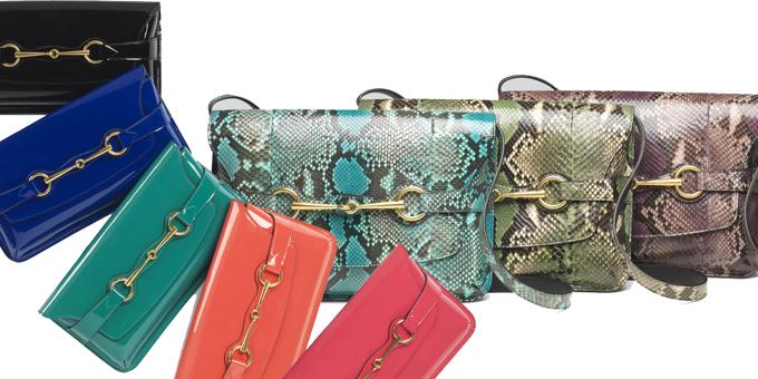 Le borse Bright Bit di Gucci
