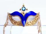 maschere veneziane fatte a mano