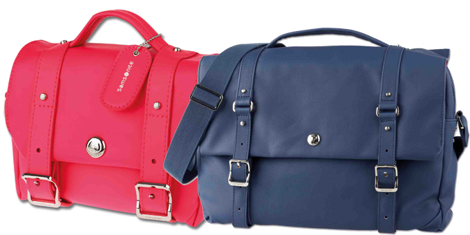 Le Messenger Bag di Samsonite