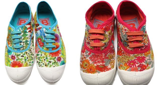 Liberty Collection di Bensimon.