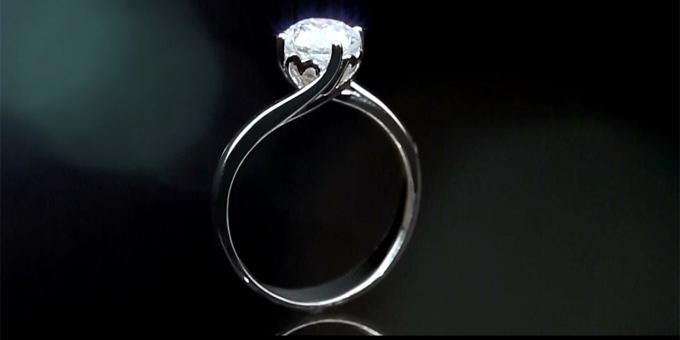 l'anello Valentine di ReCarlo