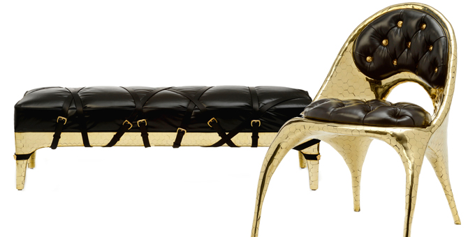 Haas Brothers per Versace Home.
