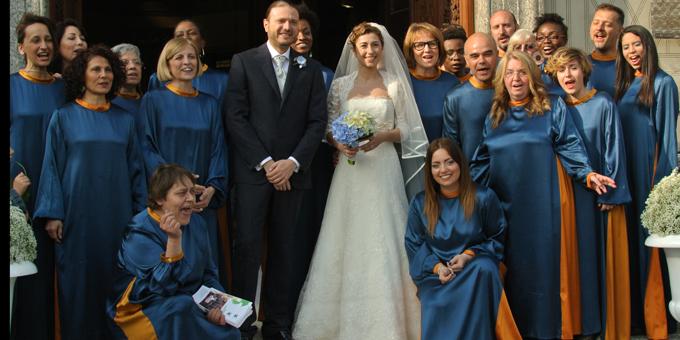 The Crystal Wedding