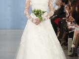 Oscar de la Renta Bridal Spring 2014_5
