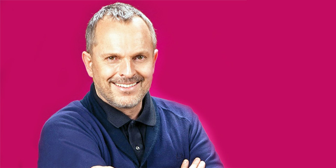 Miguel Bose' Tribute