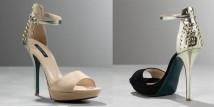 """Il sandalo """"Con Charm Fly"""" di Patrizia Pepe"""