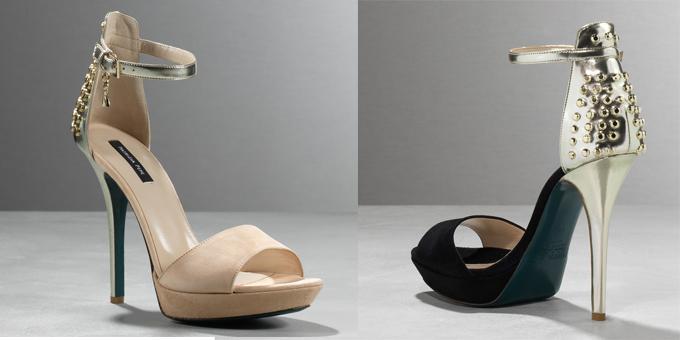 uk availability d9571 5831d Il sandalo sandalo sandalo di patrizia pepe è 'Charm Fly ...