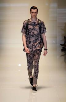 Gucci - Collezione Uomo Primavera Estate 2014