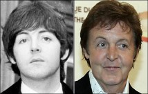 Grande successo per Paul McCartney