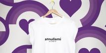 Le t-shirt e l'amore 2.0