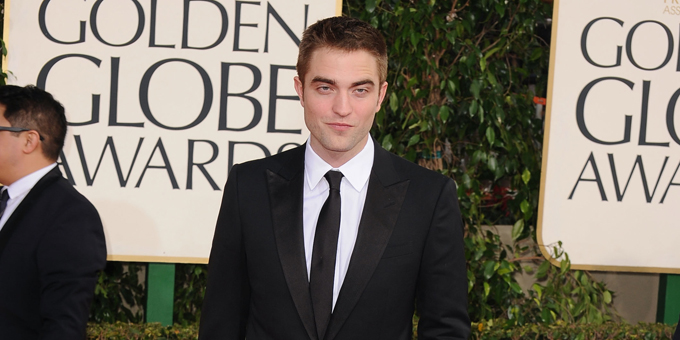 Robert Pattinson sarà Mr Grey