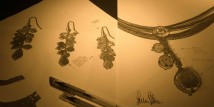 Ippocampo Jewels - in mostra