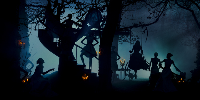 'Secret Garden', Dior - Versailles