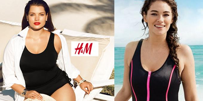 H&M ama le donne 'curvy'