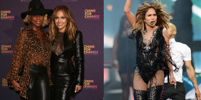 Jennifer Lopez - Chime For Change