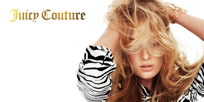 Juicy Couture - adv 2013