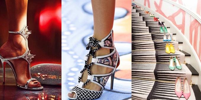 scarpe passione femminile