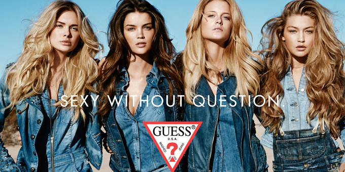 .Guess è Sexy Without Question