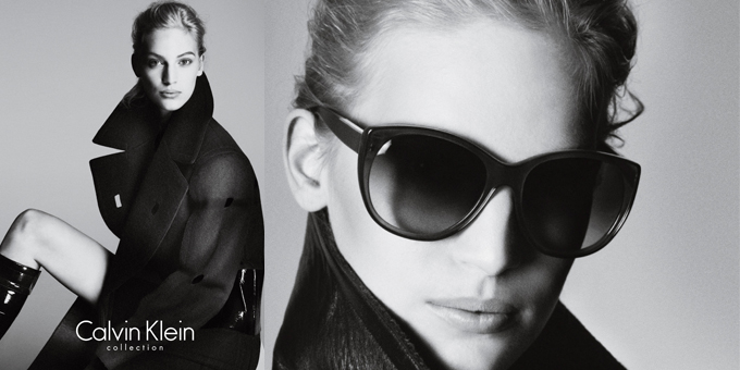 Calvin Klein Collection - Adv fw 2013
