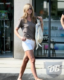 Jennifer Aniston Shorts