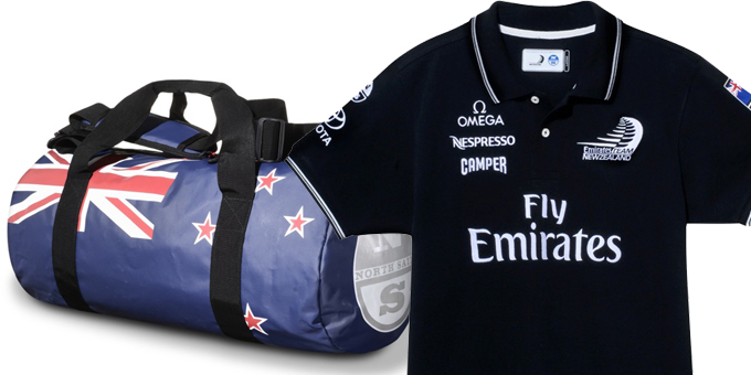 North Sails ed Emirates Team New Zealand
