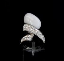 Emanuele Rubini - anelli in marmo