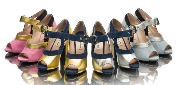 Miu Miu - sandali