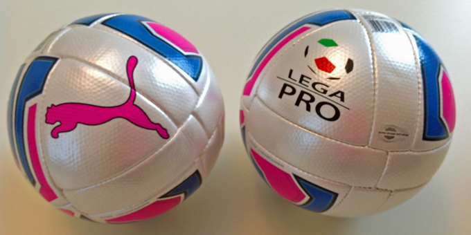 Il pallone Lega Pro sarà il Power Cat 2.10 Match by Puma