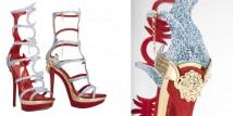 Il sandalo gioiello di Lorriblu