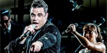 Robbie Williams Superstar a San Siro