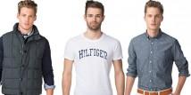 La collezione maschile di Tommy Hilfiger